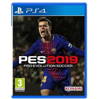 Đĩa Game Pes 2019 Ps4