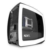 Case NZXT Concepts MANTA White/Black/Red