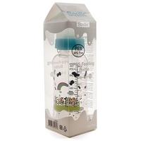 Bình sữa nhựa PES cổ thường Basilic size M 300ml