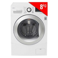 Máy giặt LG F1208NPRW 8kg lồng ngang