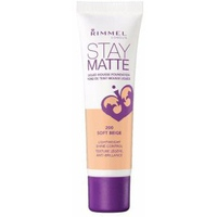 Kem Nềm Kiềm Dầu Hoàn Hảo Rimmel Stay Matte Liquid Mousse Foundation 30ml