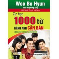 Tự học 1000 từ tiếng Anh căn bản dành cho người mới bắt đầu