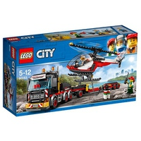 ĐỒ CHƠI LEGO city 60183 - ĐẦU KÉO CONTAINER