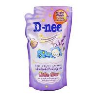 Nước xả vải D-nee Little Star 600ml (Tím)