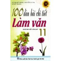 100 Dàn Bài Chi Tiết Làm Văn (Lớp 10-12)