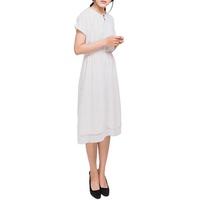 Đầm Dài Cánh Dơi Chấm Bi Lilya 02DRE2063