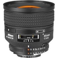 Ống kính Nikon AF Nikkor 85mm F1.4D