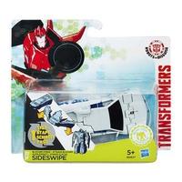 Mô hình Transformers - Robot Sidewipe ninja 2 RID phiên bản biến đổi siêu tốc B6807/B0068