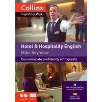 Collins - English For Work - Hotel & Hospitality English (Kèm 2 CD)