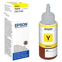 Mực phun màu vàng Epson C13T6644 dùng cho máy L100, L220, L310, L110, L210, L310, L360, L120, L1300, L550