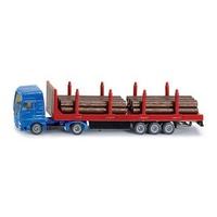 Mô hình xe Siku Blister 16 - Xe tải vận chuyển gỗ 1659
