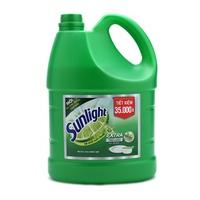 Nước rửa chén Sunlight hương chanh trà xanh