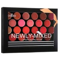 Bảng 22 Màu Son Odbo Newly Mixed Lipstick Palette