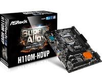 Mainboard Asrock H110M-HDVP