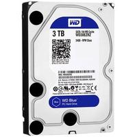 Ổ cứng HDD Western Digital 3TB Blue 3.5 WD30EZRZ Series SATA 3
