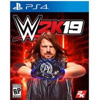 Đĩa Game PS4 WWE 2K19