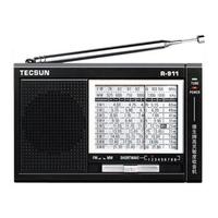 Đài Radio Tecsun R-911