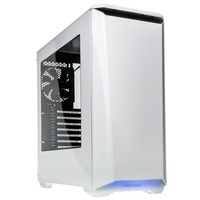 Case Phanteks Eclipse P400 RGB illumination Mid-Tower (Black/White Case)