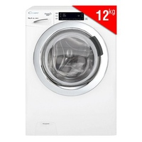 Máy Giặt Candy GVF1412LWHC3/1-S (12kg)