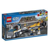 Mô hình LEGO City 60151 - Xe vận chuyển cỡ lớn