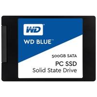 Ổ cứng SSD Western Digital 500GB Blue 2.5 Inch Sata 3 WDS500G1B0A