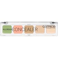 Che Khuyết Điểm Catrice AllRound Concealer Palette 5 Ô (6g)