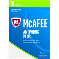 Phần mềm diệt virus McAfee AntiVirus Plus (1pc/year)