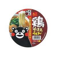 Mì Ăn Liền Udon Cup Ground Chicken Soft 161G