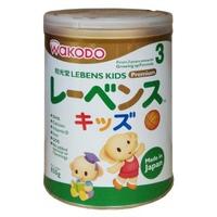 Sữa Wakodo Lebens 3 850g từ 3 tuổi