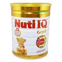 Sữa NutiFood Nuti IQ Gold 2 900g 6-12 tháng