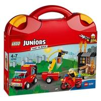 Mô hình Lego Juniors 10740 - Vali tuần tra cứu hộ
