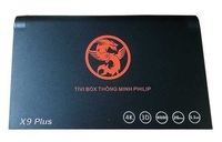ANDROID TV BOX Philip X9