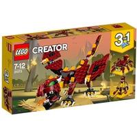 Mô hình Lego Creator 31073  – Rồng đỏ thần thoại