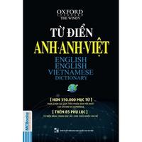 Từ điển Anh - Anh - Việt (350000 từ)