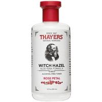Nước Hoa Hồng Không Cồn Hương Hoa Hồng Thayers Alcohol-Free Rose Petal Witch Hazel Toner 355ml