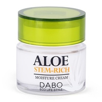 Kem dưỡng da Dabo Aloe Stem-Rich Cream 50g