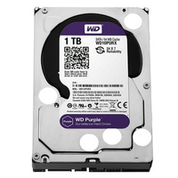 Ổ cứng HDD Western Digital 1TB Purple WD10PURX Series SATA3 for Camera
