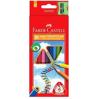 Bút Chì Màu Faber-Castell Junior Triangular