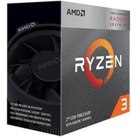 CPU AMD Ryzen 3 3200G 3.6 GHz