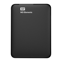 Ổ cứng di động HDD Western Digital 500GB Elements 2.5 Inch USB 3.0 WDBUZG5000ABK