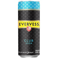 Soda Evervess Club lon 330ml