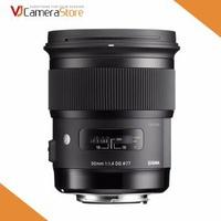 Ống kính Sigma 50mm F1.4 DG HSM Art for Canon - Hàng nhập khẩu