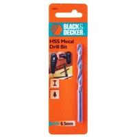 Mũi khoan sắt Black & Decker A8074 6.5mm