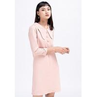 Đầm Suông A Cổ Bản To Lilya 01DRE2127