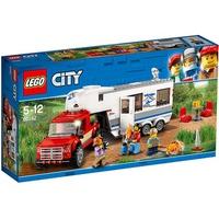 ĐỒ CHƠI LEGO CITY 60182 - XE CẮM TRẠI CARAVAN