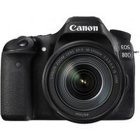 Máy ảnh Canon EOS 80D lens 18-135mm