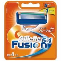 Lưỡi dao cạo râu Gillette Fusion 5+1