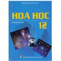 Sách Giáo Khoa Hóa Học Song Ngữ (Lớp 10-12)