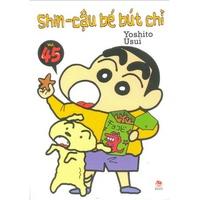 Shin - Cậu Bé Bút Chì (Hoạt Hình Màu) : Tập 41-45