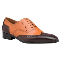 Giày Tây ShoeX Mercury Oxford Full Brogue